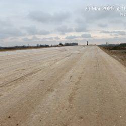 Nasyp - km 4+200