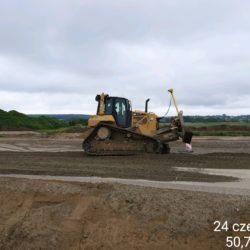 Podbudowa pomocnicza C5/6 w km 14+300