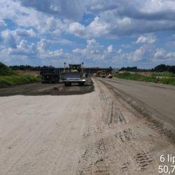 Podbudowa pomocnicza C5_6 km 17+400