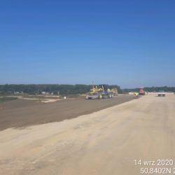 Wykonanie warstwy podbudowy C5_6 km 3+600