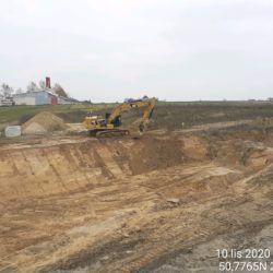 Wykonanie zbiornika ZR-10