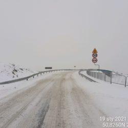 Dojazd do obiektu WD-7 5+178 od miejscowości Polichna