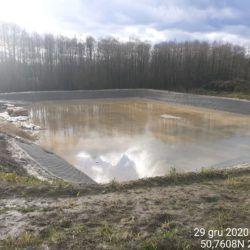 Wykonanie zbiornika ZR-14 12+500
