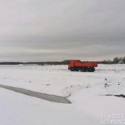 Transport materiału 15+800